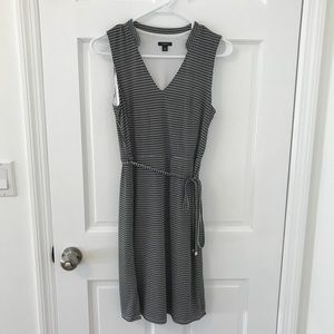 NWOT Ann Taylor Checkered A-Line Dress